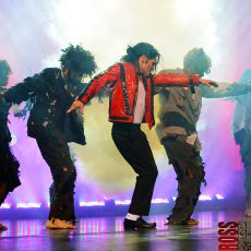 INVINCIBLE: A Glorious Tribute to Michael Jackson coming to Calvin Gilmore's Carolina Opry Theater April 28